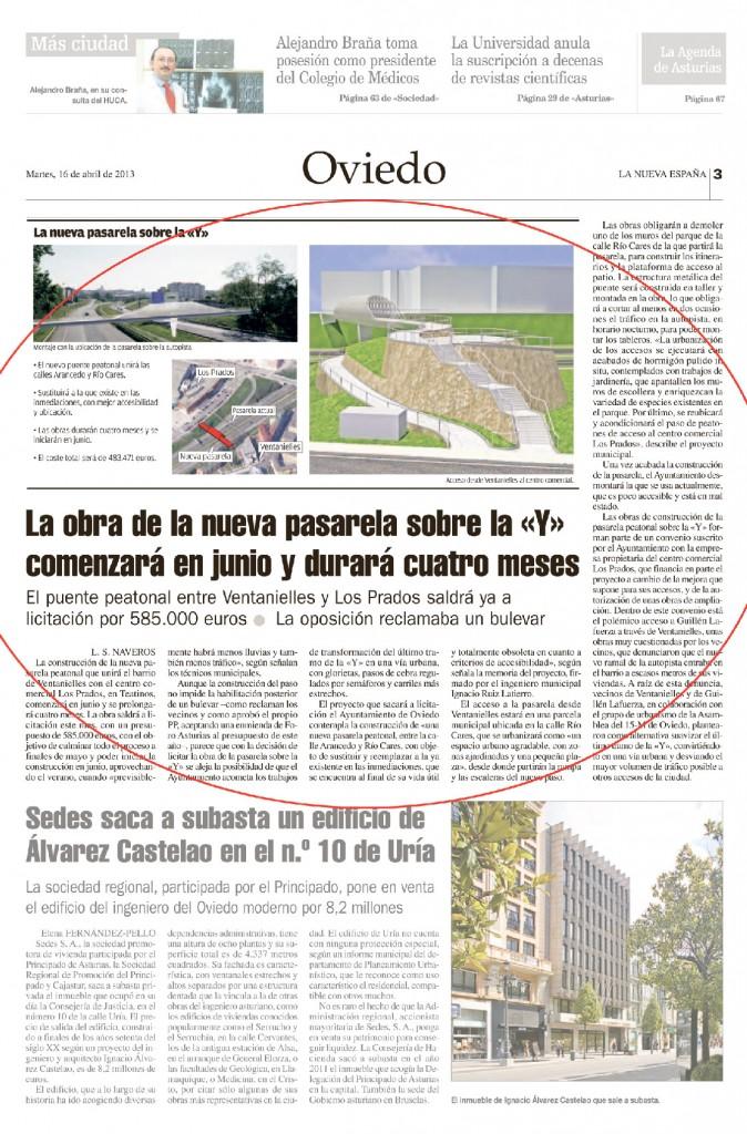 Centro Comercial Los Prados Enlace Y