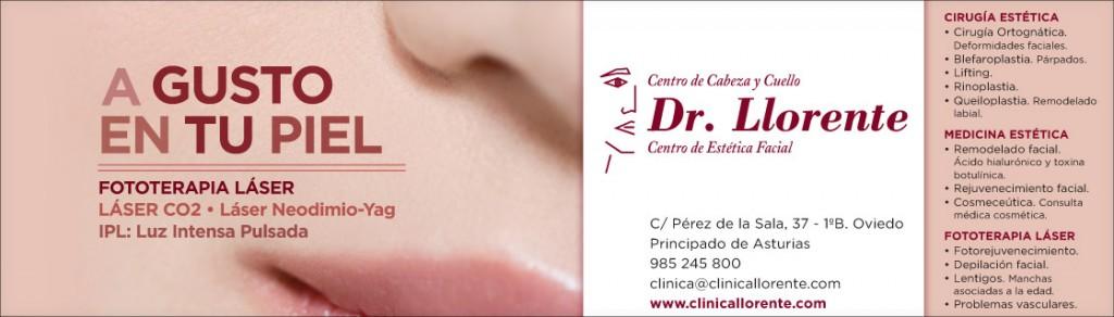 Dr. Llorente Prensa Faldón 10 módulos color