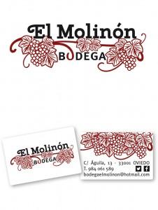 El Molinon Bodega Logotipo