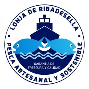 Ayuntamiento Ribadesella Logotipo Pesca Artesanal y Sostenible